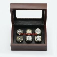 Hand Made Souvenir PITTSBURGH STEELERS CHAMPIONSHIP RINGS US Size 11