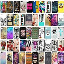 Colorful Painted Pattern hard Case Cover back skin For iPhone 4s 5s/5c 6 6Plus