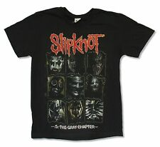 """SLIPKNOT """"TORN BOXES"""" BLACK T SHIRT NEW OFFICIAL ADULT"""