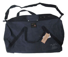 $145  Ralph Lauren Denim & Supply Mens Blue Cotton Canvas Gym Duffel Bag New