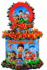 Paw Patrol Personalized Party Pinata