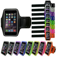 Adjustable Running Jogging Sports GYM Armband Case Holder for iPhone Samsung HTC