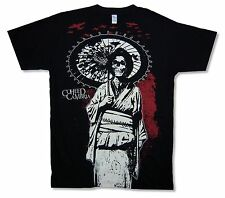 """COHEED AND CAMBRIA """"GEISHA"""" BLACK BAND T-SHIRT NEW OFFICIAL ADULT / KIDS"""