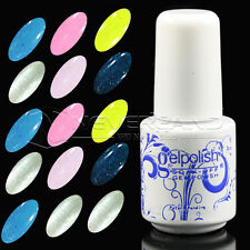1 pc 20 Farben Nagellack Gel Polish Gellack Farbgel Nagelgel Set Base Top coat