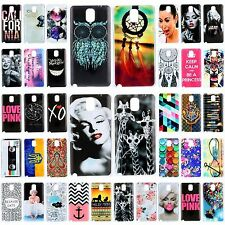 New Protective Phone Hard Plastic Case Cover For Samsung Galaxy Note III 3 N9005