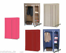Camping Cupboard Folding Wardrobe Clothing Grid Storage