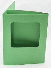 """3 fold aperture cards square Shape with envelopes 8"""" by 6"""""""