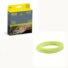 Rio Avid Trout WF Fly Line, Pale Yellow - w/Free Shipping & Free Backing!!!