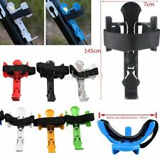 Adjustable Plastic Bike Bicycle Cycling Drink Water Bottle Rack Cup Cage Holder