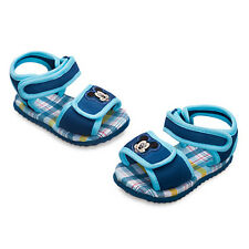Disney Store Mickey Mouse Swim Sandals Shoes for Baby Boys - Blue