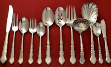 International Lyon AMERICANA Stainless Silverware Flatware Pieces YOUR CHOICE!