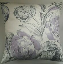 "Cushion Cover in Next Classical Rose Fleur Floral Matches Curtains 16"" 18"" 20"""