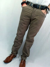 BODEN New Taupe Straight Leg Cord Trousers Chinos Size 30 32 34 36 38 40 42 44
