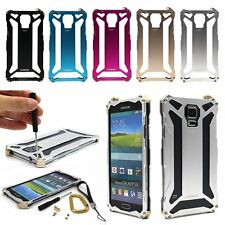 KANENG Transformers Aluminum Metal Frame Case Cover for Samsung GALAXY S5