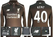 *15 / 16 - NEW BALANCE ; LIVERPOOL 3rd KIT SHIRT LS / KENT 40 = SIZE*