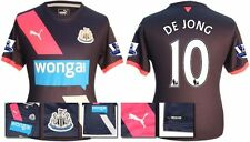 *15 / 16 - PUMA ; NEWCASTLE UTD 3rd KIT SHIRT SS + PATCHES / DE JONG 10 = SIZE*