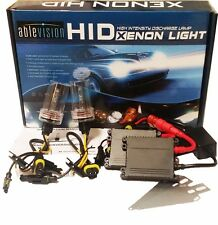 H7 55W HID XENON HEADLIGHT CONVERSION KIT 4300K 6000K 8000K 10000K SLIM BALLAST