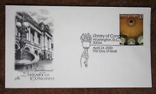 3390 US first day cover FDC Library of Congress 2000 Artcraft