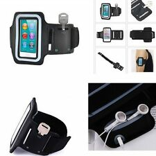For iPod Nano 7 MP3 GYM Armband Holder Pouch Bag Case Running Sports Exercise TB