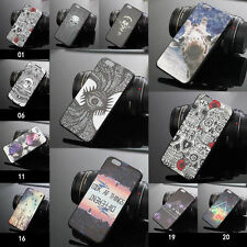 Fashion Cute Design Pattern Hard Back Case Cover For IPhone Samsung galaxy S4 S5