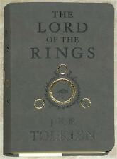 NEW LEATHER DELUXE LORD OF THE RINGS ~ TOLKIEN ~ GIFT ED ~ ALL MAPS INCLUDED