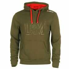 Diem Mens Heritage Hoodie Long Sleeve Hoody Hooded Jumper Top Clothing Wear