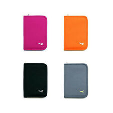 1x Passport Cover Credit ID Card Document Holder Case Bag Organizer Wallet FTH