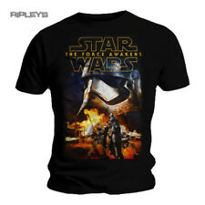 Official Unisex T Shirt STAR WARS VII ~ Phasma and Troopers All Sizes