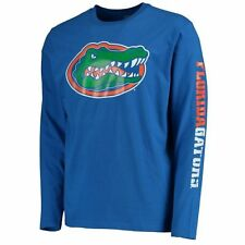 Florida Gators Eastwood Long Sleeve T-Shirt - Royal - College