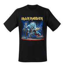 Iron Maiden - A Real Live One Shirt Black