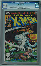 X-MEN #140 CGC 9.4 HIGH GRADE OFF-WHITE TO WHITE PAGES BRONZE AGE