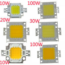 SMD 10W 20W 30W 50W 100W High Power LED Chips Bulb Panel Bright For Flood Light