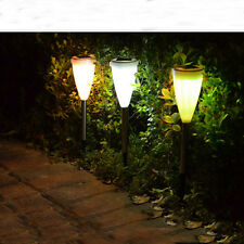 Spotlight Solar Power LED Garden Lamp Party Path Outdoor Yard Lawn Wall Light