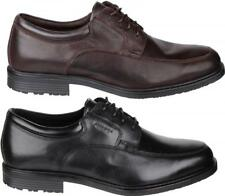 Rockport ESSENTIAL DETAIL APRON Waterproof Mens Lace Leather Office Work Shoes