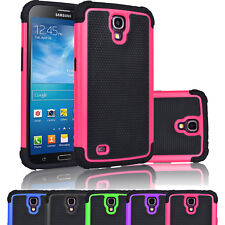 Impact Rugged Matte Hard Case Protective Cover for Samsung Galaxy Mega 6.3 i9200