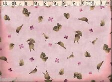 Quilting Treasures ~ CHATEAU Violets 2 color U PICK 100% Cotton Quilt Fabric BTY
