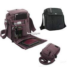Canvas HOT Mens Vintage School Travel Shoulder Satchel Messenger Bag EO526