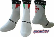 Wilier Castelli Bicycle socks Tricolore WL 172 New