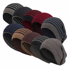 Unisex Knitted Cap Functional Cap Long Beanie Slouch Hat Scarf Kombi