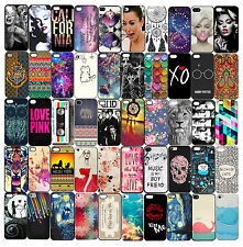 New Fashion Classic Design Cute Pattern Hard Back Phone Case Cover for iPhone 5C
