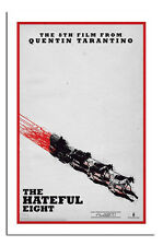 The Hateful 8 Movie Film Teaser Poster New - Maxi Size 91.5 x 61cm