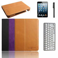 For Amazon kindle voyage Stand Leather Case Cover With Bluetooth Keyboard