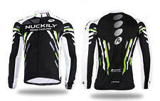 Mens Fleece Thermal Cycling Bike Bicycle Sport Winter Jacket Casual Jersey Coat