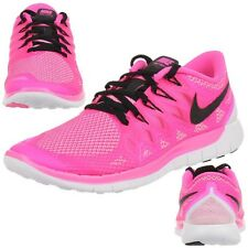 Nike Free 5.0 Fitness Ladies Running Shoes Shoes Trainers pink