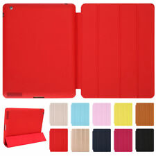 """PU Leather Stand Smart Case Magnet Cover For Apple iPad 2/3/4 Mini Air Pro 12.9"""""""