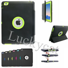 For Apple iPad Mini 1/2/3 Shockproof Protect Smart Cover Stand Defender Case
