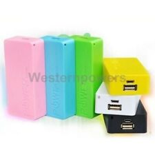 6000mah External USB Power Bank Battery Charger For iPhone Samsung LG HTC GoPro