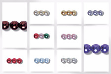 Impex Extra Value Glass Pearl Beads (90401-M)