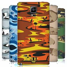 HEAD CASE DESIGNS CAMO WORLDS REPLACEMENT BATTERY COVER FOR SAMSUNG PHONES 1