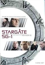 STARGATE SG-1 - SEASON 10 [USED DVD]